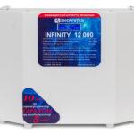 Стабилизатор напряжения Энергтех INFINITY 12000 ВА