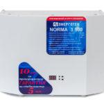 Стабилизатор напряжения Энергтех NORMA 3500 (HV)