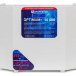 Стабилизатор напряжения Энергтех OPTIMUM 15000 (LV)