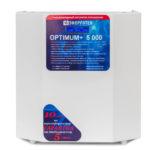 Стабилизатор напряжения Энергтех OPTIMUM 5000 (LV)