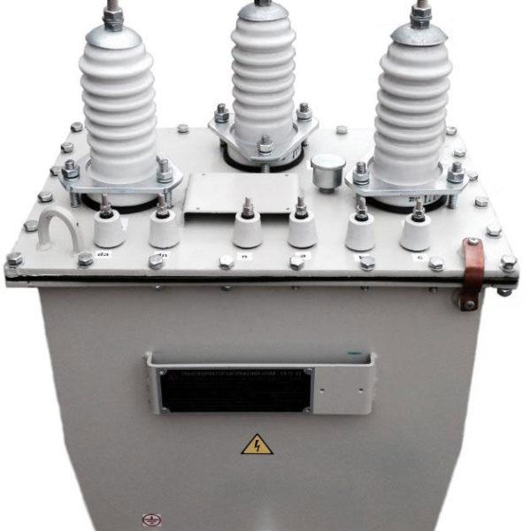 3-фазный трансформатор напряжения НАМИ-6