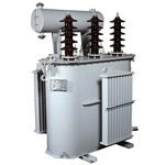 3-фазный трансформатор напряжения ТМЖ