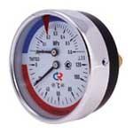Термоманометр ROSMA ТМТБ-31 радиальный