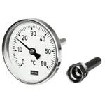 Термометр биметаллический Wika