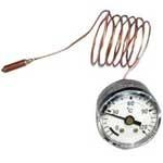Термоманометр УТД-1 для водогрейных котлов и теплоагрегатов