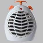 Тепловентилятор E-401C для дополнительного обогрева помещений