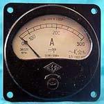 Амперметр переменного тока Э8021