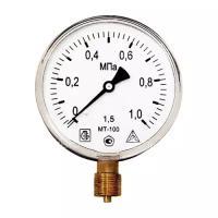 Манометр М-066226 для измерения давления различных сред