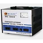 Стабилизатор напряжения однофазный SVC-1000, 1500