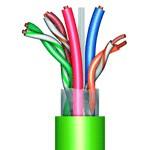 Комбинированный коаксиальный кабель VDO