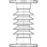 Изолятор опорный ОСК-10-110-Б02