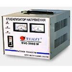 Стабилизатор напряжения однофазный SVC-2000