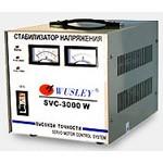Стабилизатор напряжения однофазный SVC-3000
