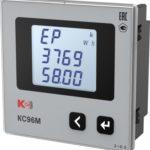 КС96М — Многофункциональный прибор (лицевая панель 96х96 мм)