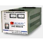 Стабилизатор напряжения однофазный SVC-8000
