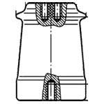 Изолятор опорный ИО-20-3,75