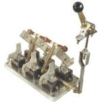 Рубильник трехполюсный РЦ-36