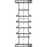 Изолятор опорный ИОСК 12,5-10-80-I