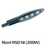 Светодиодный уличный светильник NORD серии LedNik RSD Ni (200W) Кобра