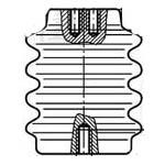 Изолятор опорный ИОР-10-3,75-II
