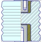 Изолятор опорный ИОР-10-7,5-II-М