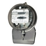Счетчик электрической энергии СО-505