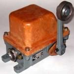 Выключатель концевой ВУ-701А