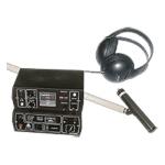 Трассоискатель Успех-АГ-210 комплект течеискателя акустического портативного