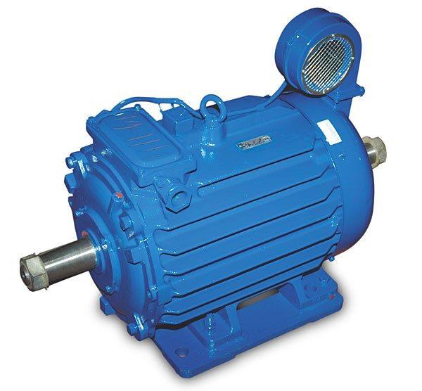 Асинхронные крановые электродвигатели серии МТ