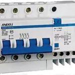 Дифференциальный автомат ANDELI 4P 47