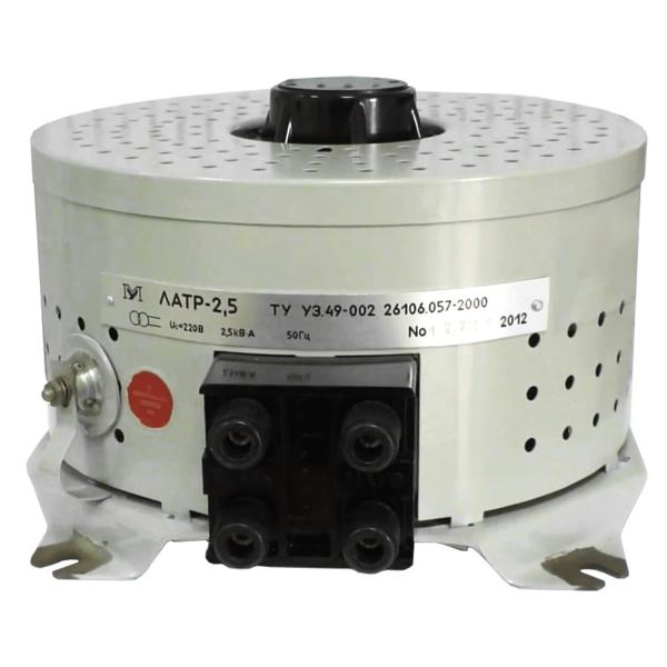 Автотрансформатор однофазный латр 1.25, латр 2.5