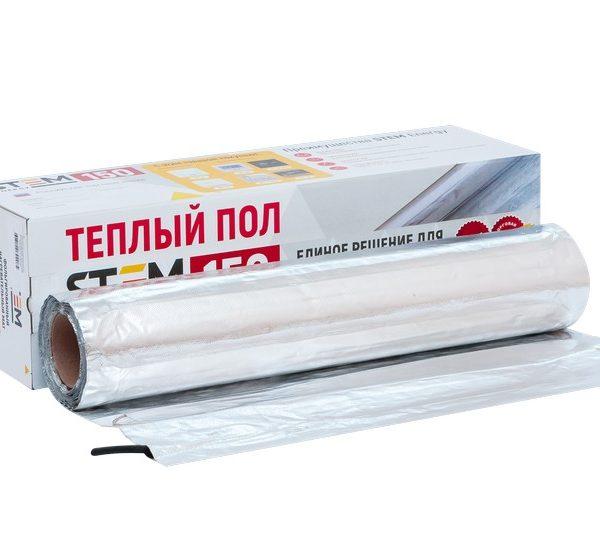 Фольгированный нагревательный мат STEM Energy 150-150-1,0