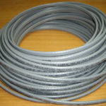 Нагревательный саморегулирующийся кабель SRL30-2CR для антиобледенения
