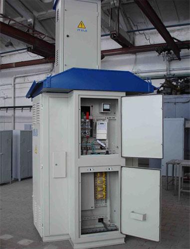 Подстанция комплектная трансформаторная КТП-40