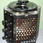 Автотрансформатор однофазный ЛАТР-1М