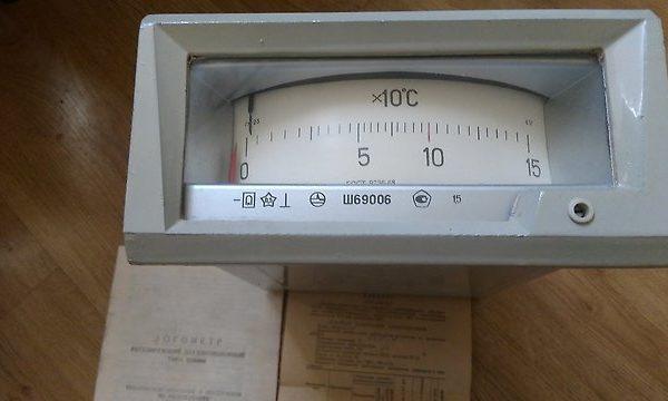 Логометр Ш69006 для измерения температуры