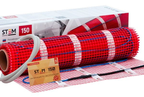 Нагревательный мат STEM Energy 150-1050-7,0