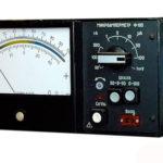 Микроамперметр Ф195 для измерения и индикации малых постоянных токов