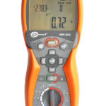 Измеритель параметров электробезопасности электроустановок MPI-502