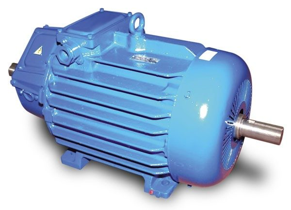 Электродвигатель асинхронный с фазным ротором: МТФ, МТН, МТМ