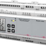 Многофункциональный прибор PD194E–8B(D)3T-М11C11. Исполнение на DIN-рейку.