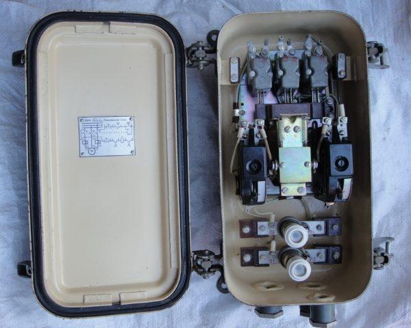 Пускатель магнитный ПМТ-1111