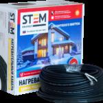 Кабель одножильный резистивный для уличного обогрева STEM Energy RSS 2600/30