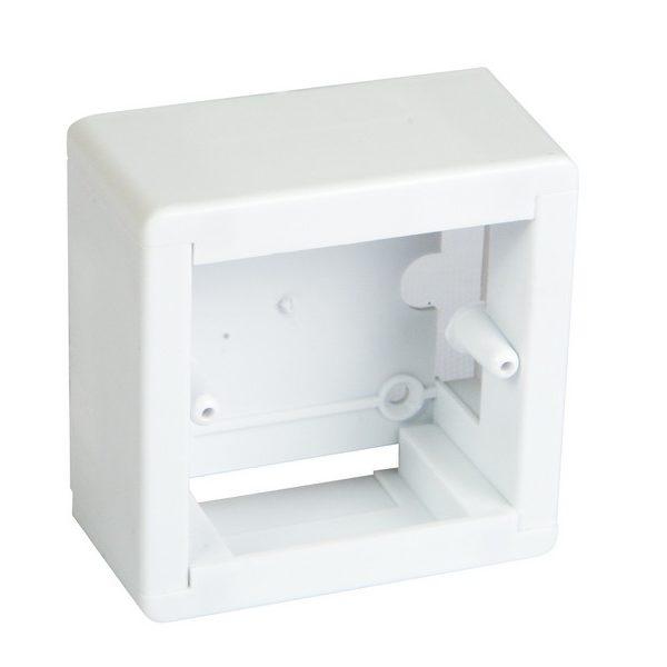 Коробка для наружного монтажа терморегулятора SE1
