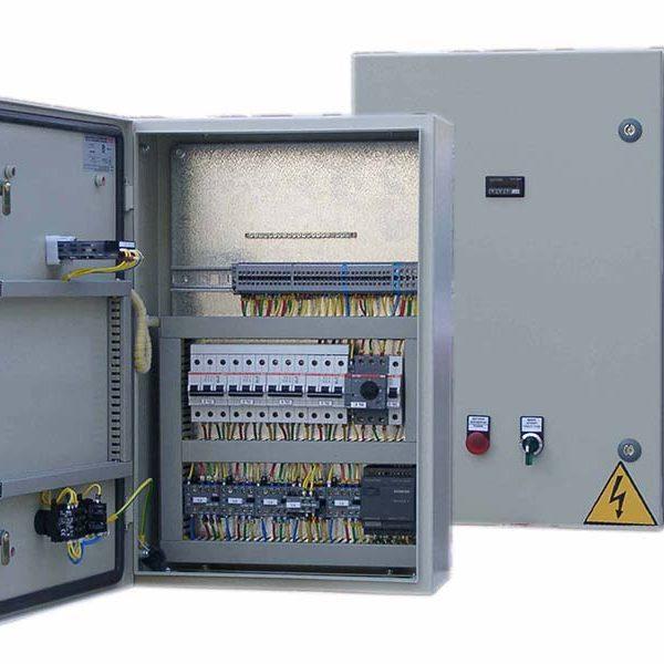 Шкаф управления ШУ-8253
