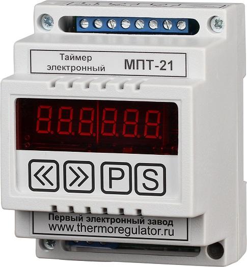 Таймер МПТ-21 реверсивный