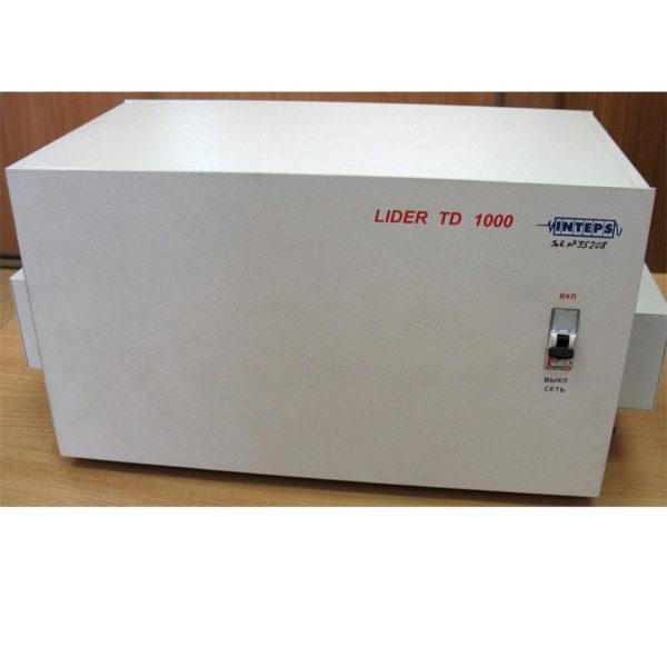 1-фазный трансформатор напряжения TD