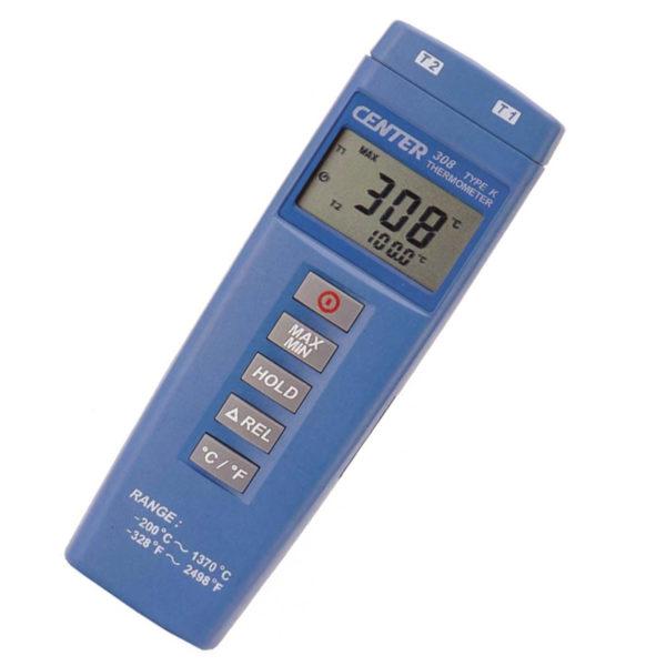 Термометр CENTER-308 контактный