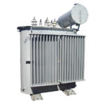 3-фазный трансформатор напряжения ТМЭБ
