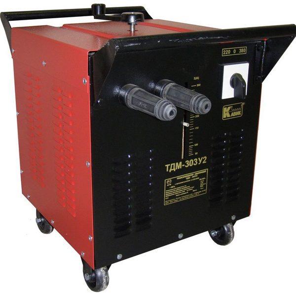 Трансформатор сварочный ТДМ-303